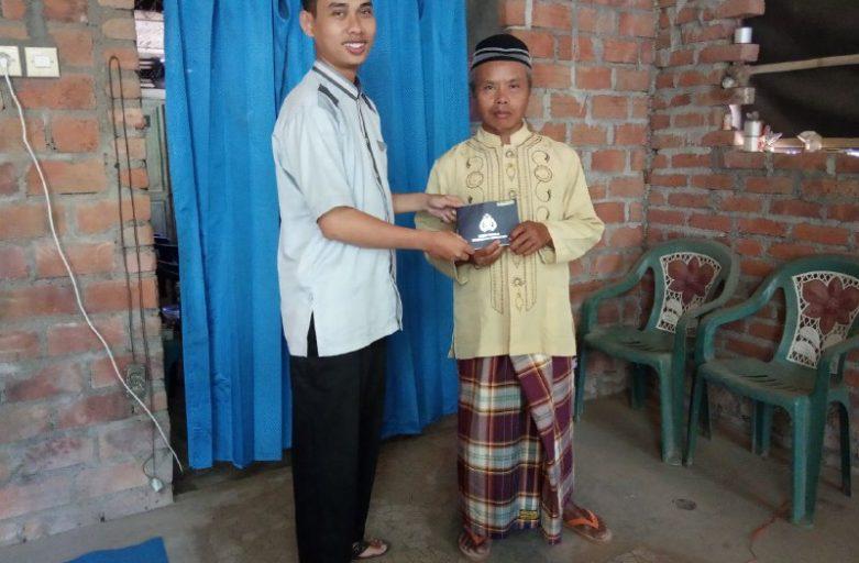 Bantuan Kendaraan Untuk Pak Muslim di Kalisat