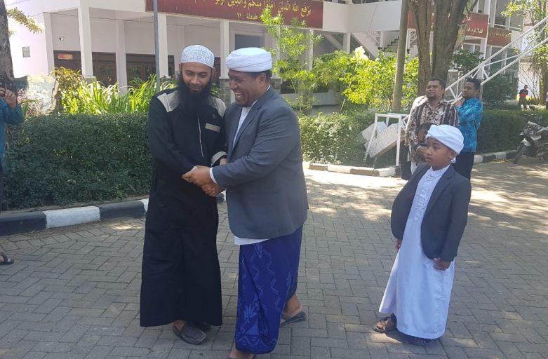 "KKN Mahasiswi STDIIS Jember, Pimpinan Al-Ishlah: ""Mudah-mudahkan ini bukan yang pertama dan terakhir"""