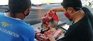 Panitia Qurban 1441 H STDIIS Jember Tebar Lebih Dari 2.000 Paket Daging