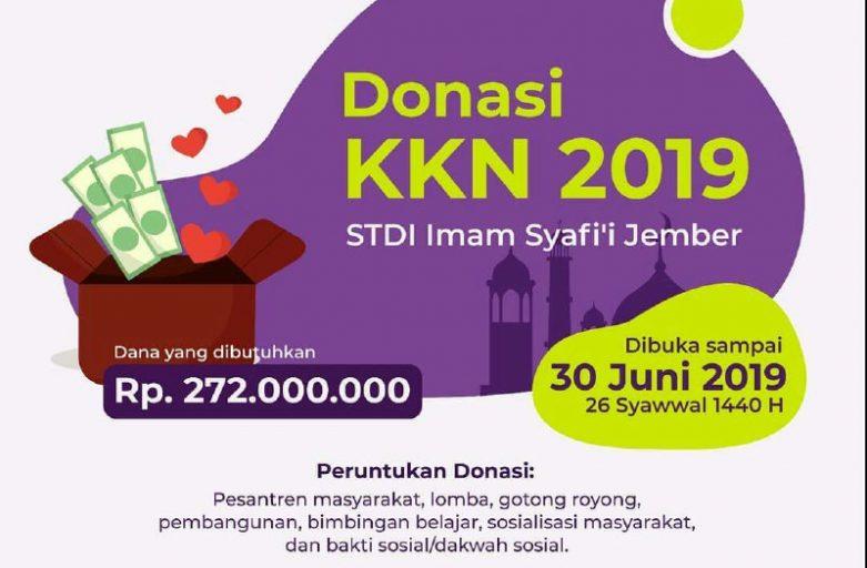 Pesantren Masyarakat Menjadi Target Utama KKN STDIIS Jember 2019