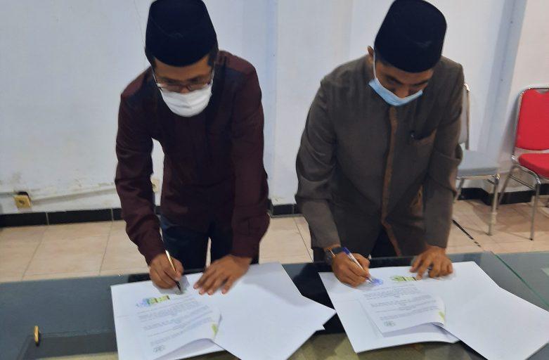 Mou SMA IT Imam Syafi'i 2 Pekanbaru dengan STDI Imam Syafi'i Jember