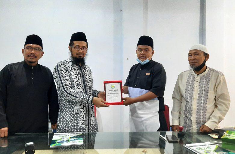 PPIT Imam Syafi'i Batam Teken MoU Perihal PMB dan Beasiswa dengan STDIIS Jember