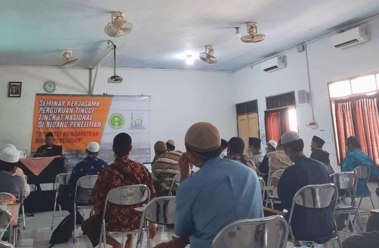 STDIIS Jember Kerjasama kali ke 3 di Bidang Penelitian dengan STAI Ali Bin Abi Thalib Surabaya